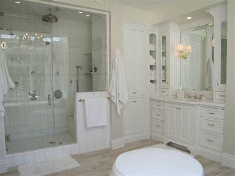 Glass Shower Enclosure Design   Traditional   bathroom