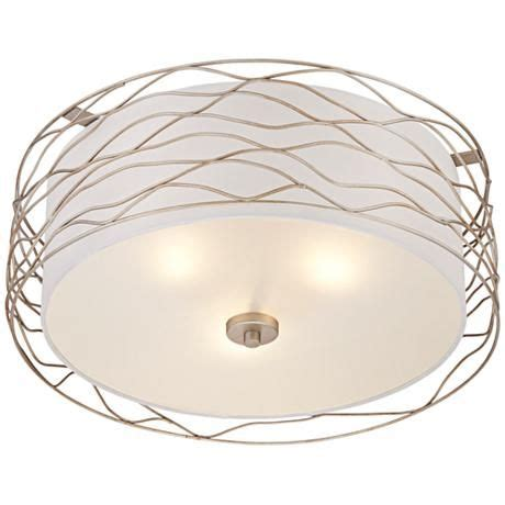possini rivulet 18 w spun silver metal ceiling light 17 best images about lighting on semi flush