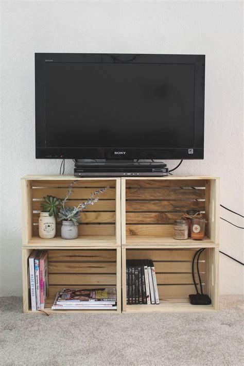 cassette di legno le cassette di legno per arredare casa 20 idee creative