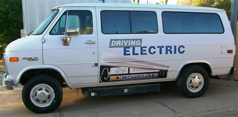 factory  ev  gmc electric  van