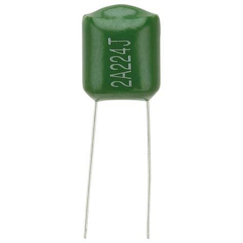 Capasitor Milar 100n 100v 104 Suntan Ts01002a104jsb000r 100n 100v Mylar Capacitor
