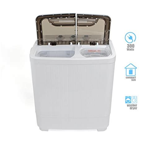 Apartment Dryer Portable Portable Compact Washer And Spin Cycle With Built In
