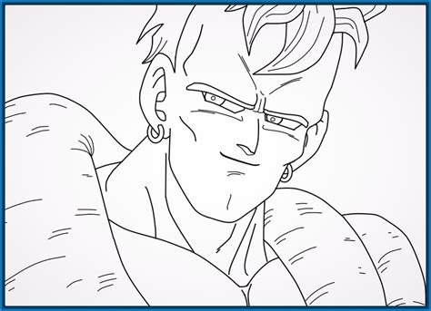 imagenes de dragon ball z chidas imagenes de dragon ball gt para pintar y colorear