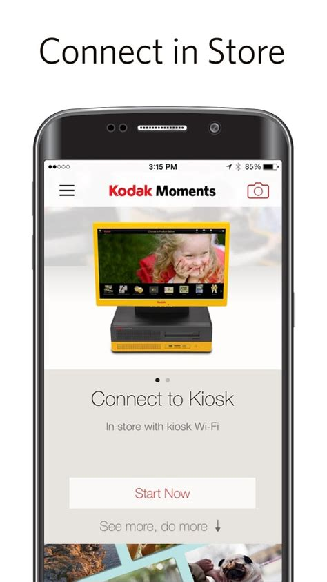 kodak printer app for android kodak pushes major update to its moments app talkandroid