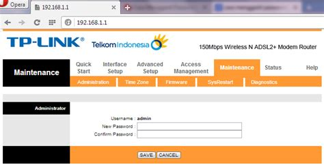 Wifi Di Telkom cara mengganti password wifi speedy tp link telkom update 2017