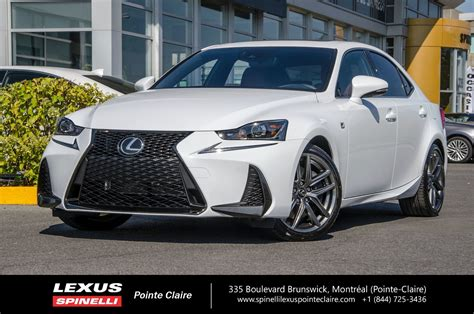 used lexus is 300 used 2017 lexus is 300 awd f sport serie 2 navigation in