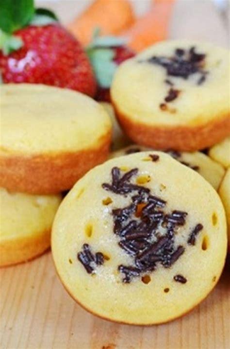cara membuat kue via resep dan cara membuat kue cubit kukus enak dan empuk