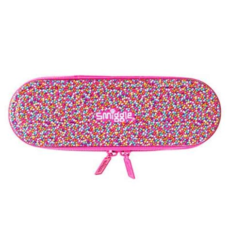 Smiggle Chaos Pencil Tin shops pencil cases and sprinkles on