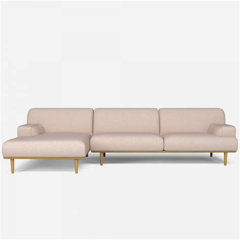 madison sofa madison with chaise longue bolia