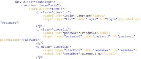 membuat form login sederhana php membuat form login sederhana desain part 2 kursus