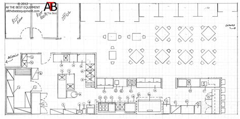 Restaurant Kitchen Layout Design Open Kitchen Restaurant Layout Afreakatheart
