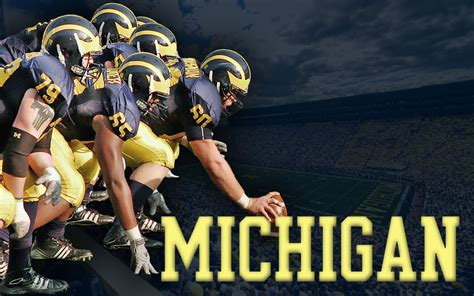 michigan wolverines screensaver  wallpaper wallpapersafari
