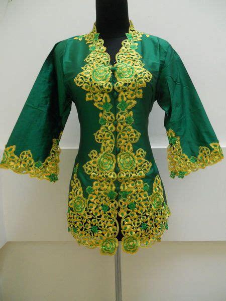 Kebaya Encim Bordir 1220 best images about tenun ikat and batik on