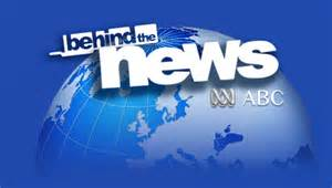 Image result for behind the news