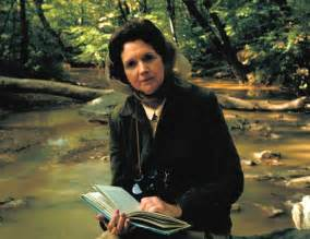 get inspired by environmentalist rachel carson s political