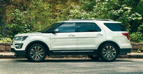 Towing Capacity Ford Explorer by 2017 Ford Explorer Towing Capacity