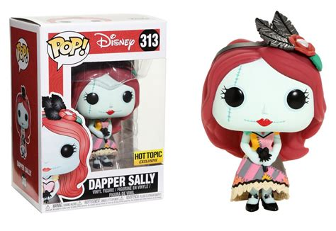 Where Can I Buy A Hot Topic Gift Card - hot topic exclusive dapper sally funko pop back in stock fpn