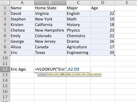 learn basic vlookup this excel trick will make you forget about vlookup pull
