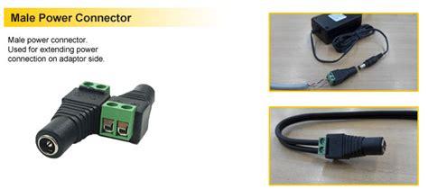 Rca Bmc Untuk Kamera Cctv Dvr berbagai jenis konektor bnc untuk cctv zona cctv cirebon