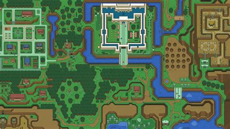 legend of zelda live map view zelda a link to the past s map in your browser
