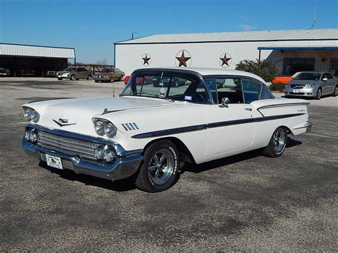1958 chevrolet bel air for sale 2082181 hemmings motor news