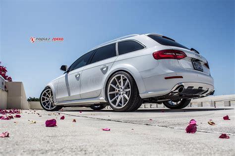 Audi A6 Allroad Felgen by Audi A4 Allroad Quattro Mit Felgen Vossen Wheels