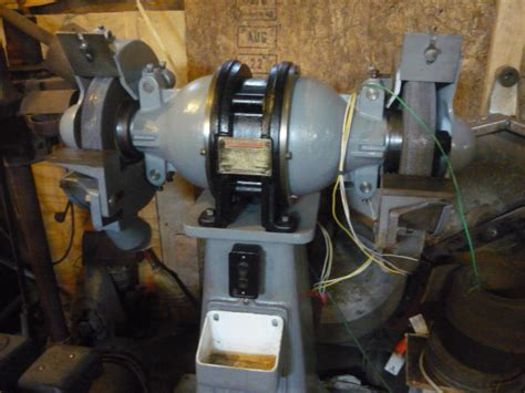 used bench grinder used bench polishers benches
