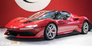 How Many Ferraris Been Made Celebrates 50 Years In Japan With J50 Drive