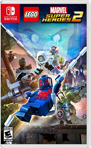 lego marvel super heroes 2 confirmed for nintendo switch review lego marvel super heroes 2 nintendo wire
