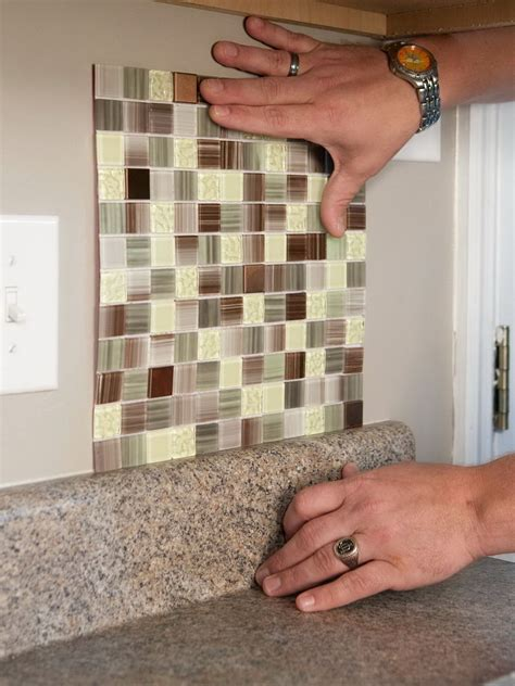 how to install mosaic tile backsplash in kitchen mosaic tile backsplash kit home design ideas