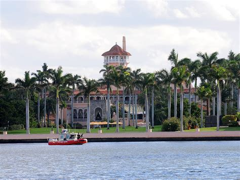 is trump at mar a lago mar a lago doubles membership fee to 200 000 business
