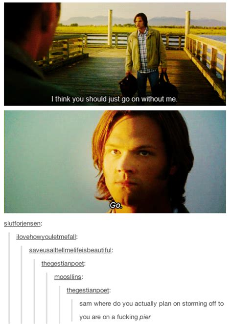 7 Cool Posts On The Paranormal by Supernatural Dean Winchester Sam Winchester Spn