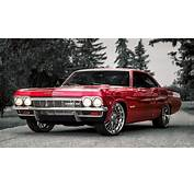 The Classical Model Of Chevrolet Impala SS Wallpapers And