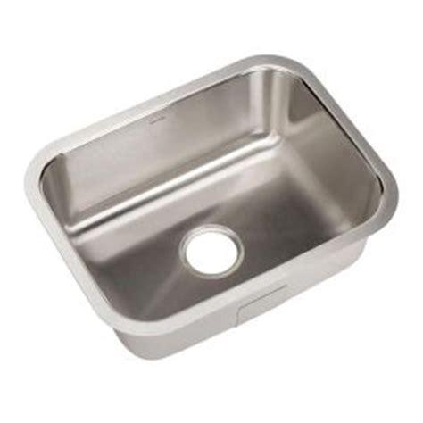 Kitchen Sink Sts Houzer Eston Series Undermount Stainless Steel 23 In Single Bowl Bar Prep Sink Sts 1300 1 The