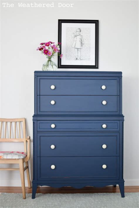 blue painted furniture 1000 ideas about blue painted dressers on pinterest