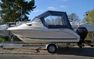 bateau quicksilver activ cabin occasion achat vente