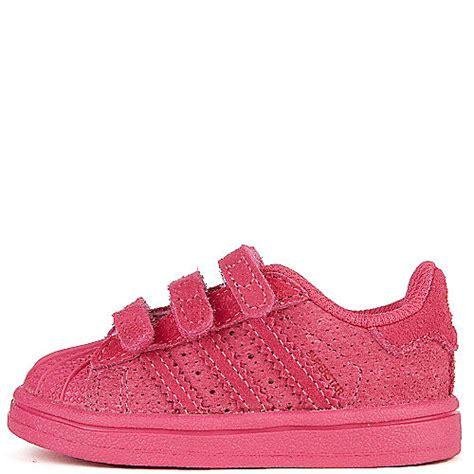 adidas superstar toddler pink sneaker shiekh shoes