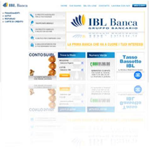 Ibl Banca Cessione Quinto by Ibl Banca Istituto Bancario Per Prestiti Garantiti Con