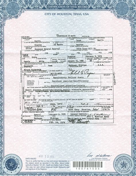 Tn Birth Records Best Photos Of Certificate Certificate Search
