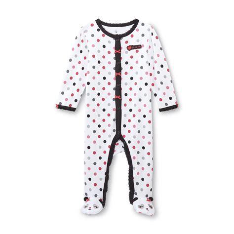 snap pajamas small wonders newborn s snap front sleeper pajamas