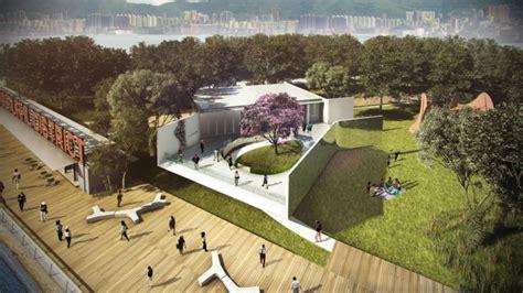 vpang architects jet architecture cheung wins arts - Pavillon Kunst