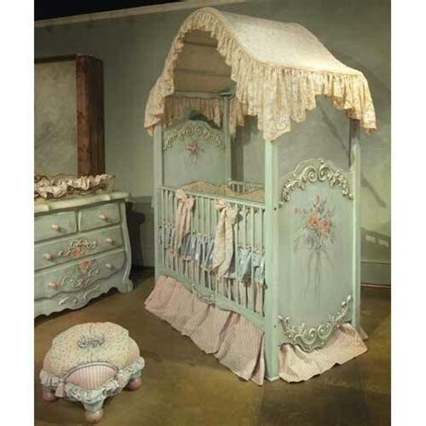 Baby Crib With Canopy 312 Best When The Wind Blows The Cradle Will Rock Images On Cribs Pram Sets And