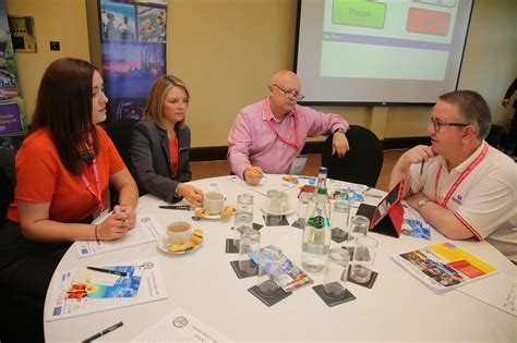 big travel trade event  speed networking northern