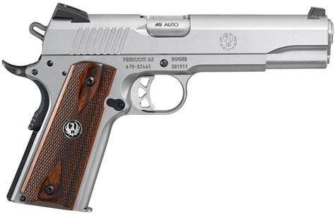 rug r ruger sr1911 45 acp pistol the firearm blogthe firearm
