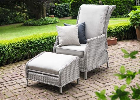 Kettler Jarvis Recliner Garden Furniture St Johns Garden Centre