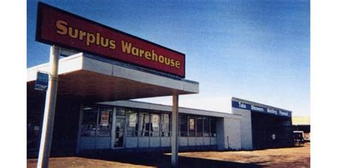 surplus warehouse in jackson ms