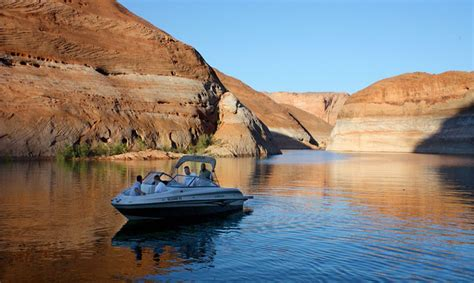 boat rentals at lake powell az lake powell ticaboo bullfrog marina bryce canyon country