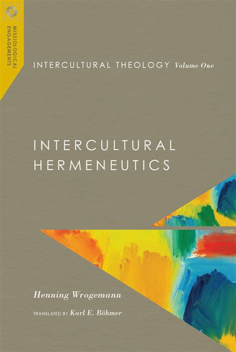 intercultural theology volume one intervarsity press