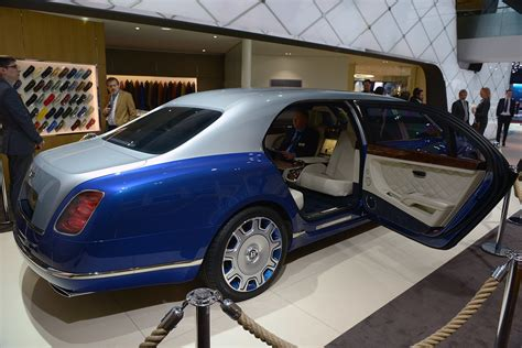 bentley mulliner limousine bentley mulsanne grand limousine by mulliner is a six