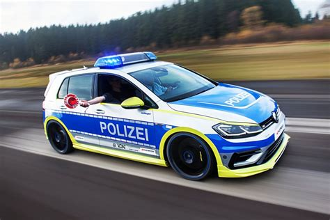 Oettinger Tuning Aufkleber by Oettinger Vw Golf 400r Is A Nightmare Police Car